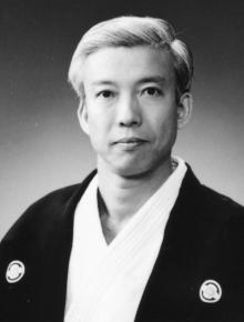 Aikido Friesland Moriteru Ueshiba de huidige doshu